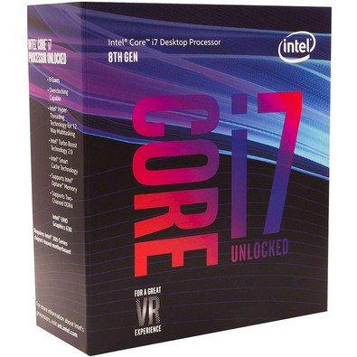 Cupom de desconto - Processador Intel Core i7-8700k por R$ 1.749,90