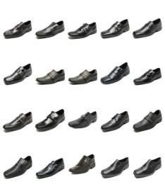 Cupom de desconto - Saldão de Sapato Social com até 68%OFF  por apenas R$ 37