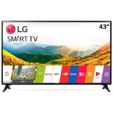 Cupom de desconto - Smart TV LG 43´ LED Full por R$1599,90