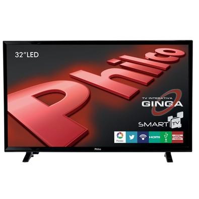 Cupom de desconto - Smart TV Philco LED 32´ HD com Conversor Digiltal por R$ 999,90
