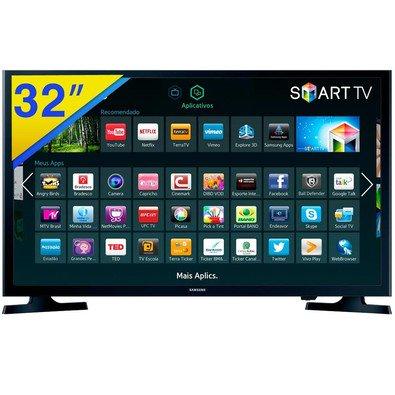 Cupom de desconto - Smart TV Samsung LED 32´ por R$ 1.099,90