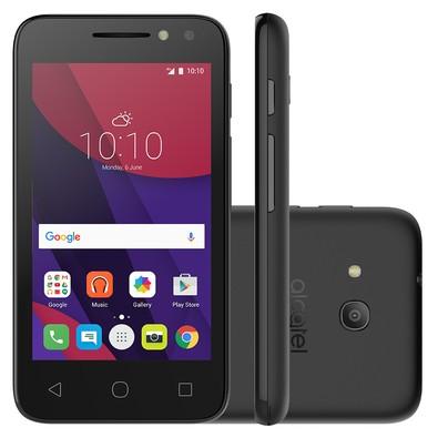 Cupom de desconto - Smartphone Alcatel Pixi 4 8GB Desbloqueado por R$ 279,90