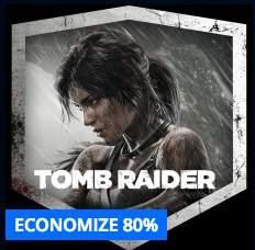 Cupom de desconto - Tom Raider PS3  por R$ 13