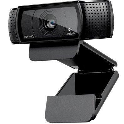 Cupom de desconto - WebCam Logitech C920 Pro HD 15MP por R$244,90