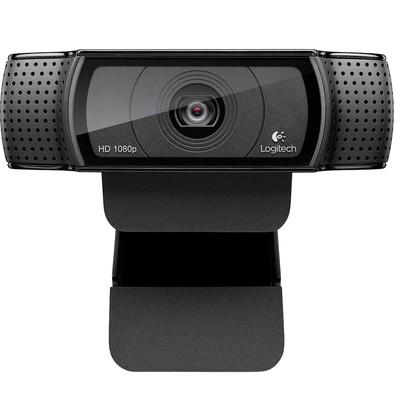 Cupom de desconto - WebCam Logitech C920 Pro HD 15MP Full HD